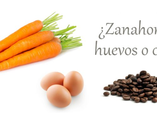 ¿Qué eres tú? Zanahoria, huevo o café